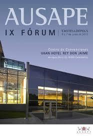 IX forum AUSAPE